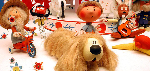 Dougal Magic Roundabout Dog Breed